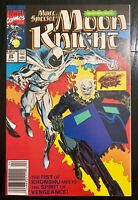 MARC SPECTOR: MOON KNIGHT #25 (NM/M) (1ST GHOST RIDER TEAM-UP) MARVEL 1991