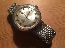 Vintage Watch Reloj TISSOT Seastar Automatic - Date Steel - For Collectors