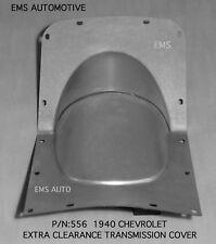 Chevrolet Chevy Car Enlarged Transmission Cover Hump for OEM Floor 1940 #556 EMS