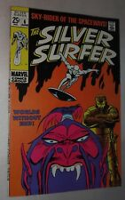 SILVER SURFER #6 BUSCEMA CLASSIC 52 PAGE GIANT 9.0