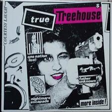 Treehouse - Courtesy Laugh - 1991 Hell Yeah Steve Fish Vinyl Record LP NEW