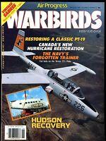 Air Progress Warbirds Magazine May/June 1989 Classic PT-19 EX No ML 120716jhe