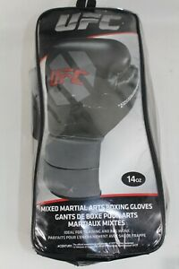 UFC 14 OZ MMA Heavy Bag Gloves Mixed Martial Arts Boxing Gloves Training Adult