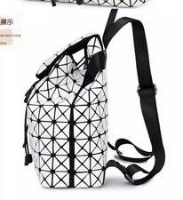 Bao Bao inspired Backpack Issey Miyake Triangular bag