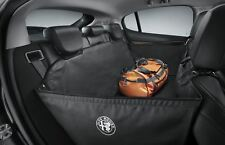 Alfa Romeo Giulia Stelvio Rear Seat Protection Cover System New Genuine 50547083