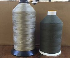 New 1 cop of 20gage Fawn thread (3500m) suitable for industrial sewing machines