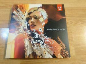 Adobe Illustrator CS6 Windows Original DVD Boxed.