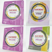 New Cuckoo Sealing Packing Seal Gasket Rubber Ring CRP-A1010FX CRP-A1010F Cooker
