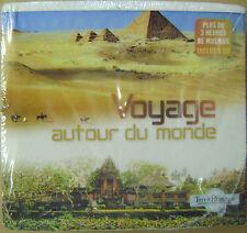 CD Musique Voyage autour du monde 5 CD /N16