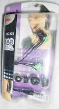 KOPFHÖRER HAMA 56278 In Ear Crystal mit SCHMUCK HK-278 3,5mm Klinke Ohrenstöpel