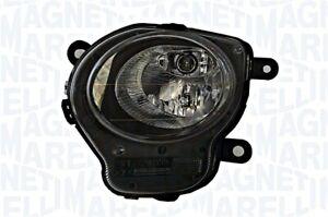 Halogen Daytime Running BLACK Light Left Fits ABARTH 500 500C Hatchback FIAT 07-