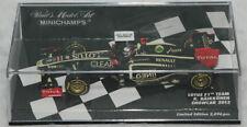 Kimi Raikkonen Signed Minichamps 1/43 Lotus F1 Team Showcar 2012 Diecast Model