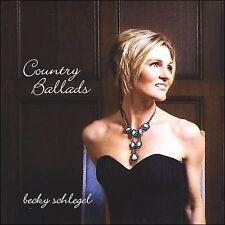 NEW Country Ballads (Audio CD)