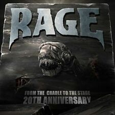 Rage - From the Cradle to the Stage: 20th Anniversary *2-Disc Set