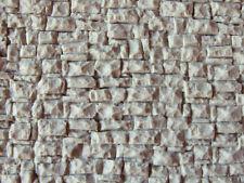 Muro in pietra di cava per modellismo scala 1:35 cm.22X13 - Krea