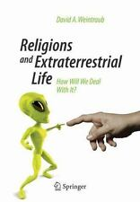 RELIGIONS AND EXTRATERRESTRIAL LIFE - NEW PAPERBACK BOOK