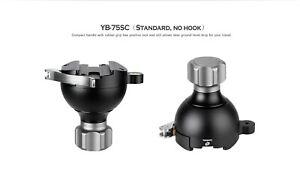 【Leofoto US Dealer】Leofoto YB-75SC 75mm Tripod Leveling Bases Clamp Adapter Bowl
