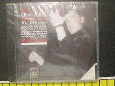STRAVINSKY: OEDIPUS REX; BRUCKNER: TE DEUM  (Karajan) CD