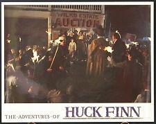 The Adventures of Huck Finn (1993) International Lobby Card Set