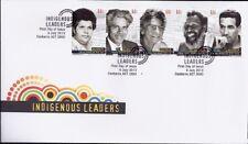 2013 Australia - Indigenous Leaders Fdc