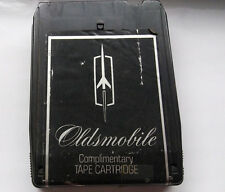 Oldsmobile 442 Cutlass 8 Track Demo NOS 1973 1974 New pad & SPLICE