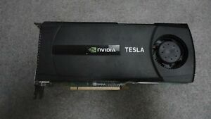 NVIDIA TESLA C2070, 6GB DDR5 PCIe-Express GRAPHIC CARD