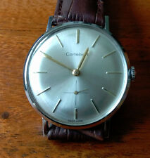 Vintage Cortebert 60 1ers Prix Observatoires Mens Watch by Omega 1950s NOS Mint
