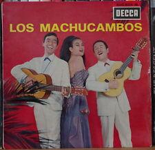 """LOS MACHUCAMBOS LA MAMMA 45t 7"""" FRENCH EP"""