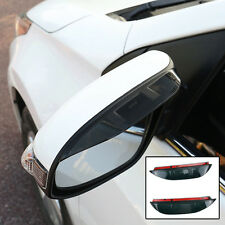FITFOR 14- COROLLA SIDE DOOR REAR VIEW WING MIRROR RAIN GUARD VISOR SHIELD ALTIS