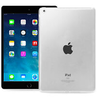 Ultra Slim Protective Silicone Tpu Cover Case Skin For Apple iPad Models