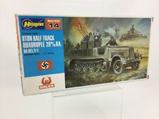 Hasegawa 1:72 Scale German 8 Yon Half Truck  Sd kfz.7/1 Quadruple 20mm No 14 NEW