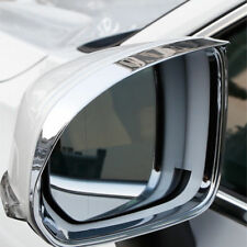 For Volvo XC60 2018 XC90 2015-2018 Chrome Side Door Mirror Frame Cover Trim 2pcs