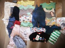 Baby Boys clothes Bundle 9-12 Months summer some Bnwt animal Wall decal Mickey