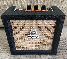 Orange Crush Mini 3 Watt Combo Amp - An Awesome Tiny Amplifier !