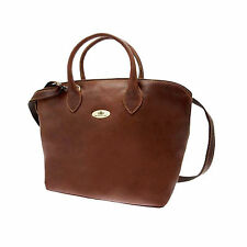 42% OFF Rowallan Brown Leather Handbag or Shoulder Bag