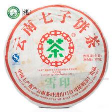CNNP Snow Print Aged Yunnan Pu-erh Tea Cake 2007 357g Raw