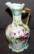 Antique Chic Cruet Roses Shabby Limoges France