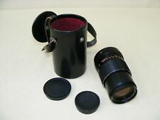 Nice Lens Carl Zeiss Jena 3,5/135mm Sonnar MC with Quiver/Bag GDR