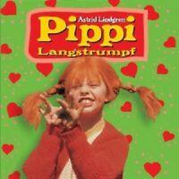 """ASTRID LINDGREN """"PIPPI LANGSTRUMPF"""" CD HÖRSPIEL NEUWARE"""