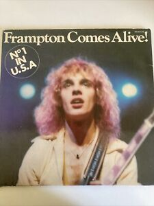 Double 33tours Peter Frampton Comes Alive!