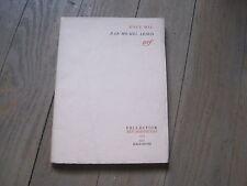 Michel LEIRIS: Haut mal. (collection Métamorphoses XVI, 1943)