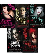 The Morganville Vampires Collection 5 Books Set Rachel Caine Series 2