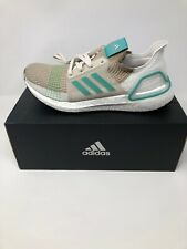 ADIDAS Men's UltraBOOST 19 Running Shoes Khaki/Green Size(12) F35239 MSRP $180