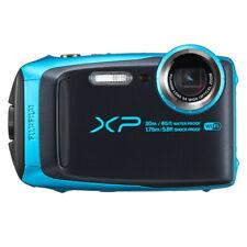 Fujifilm FinePix XP120 Waterproof Digital Camera - Sky Blue