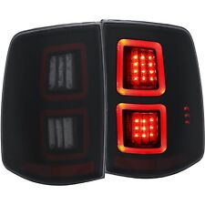 ANZO 2009-2018 DODGE RAM 1500 2500 3500 LED L.E.D. TAIL LIGHTS LAMPS SMOKED