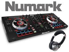 Numark MIXTRACK PLATINUM - 4 Canali DJ SERATO CONTROLLER + GRATIS CUFFIE