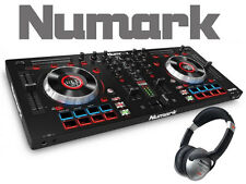 Numark Mixtrack Platinum - 4 Channel DJ SERATO Controller + FREE Headphones