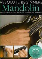 ABSOLUTE BEGINNERS MANDOLIN Book/CD*