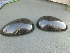 MG / Rover ZR/ZS/ZT / Diesel *REAL* Carbon fibre wing mirror covers.