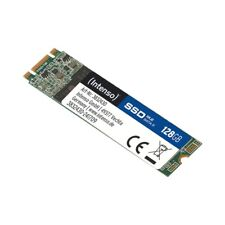 Intenso 128GB M.2 SSD SATA III Top Solid State Modul 128GB SATA 3
